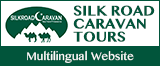 SILK ROAD CARAVAN TOURS Multilingual Website